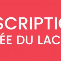 Formulaire d'inscription ---Travesrée Lac Nicolet---25 août 2018