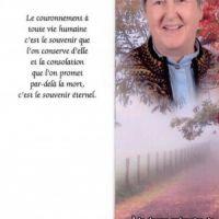 In memoriam - Danielle Carignan