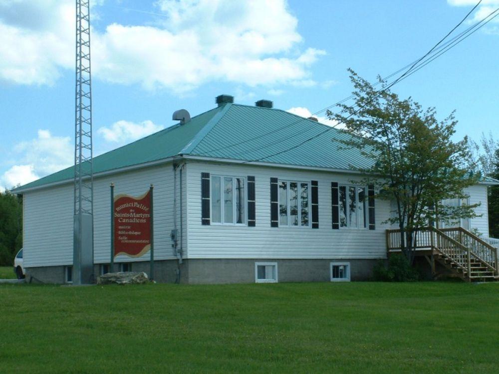 Bureau municipal des Sts-Martyrs-Canadiens